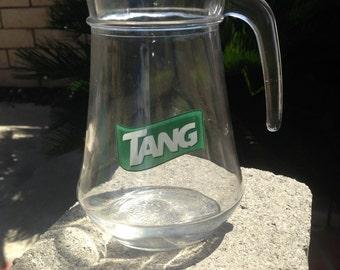 Vintage Rare Tang Decanter Pitcher