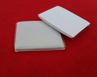 White Putty Candle Mold Sealer - 1ea - for Metal Pillar Molds