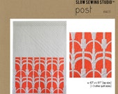 Carolyn Friedlander PATTERN - Slow Sewing Studio - Post