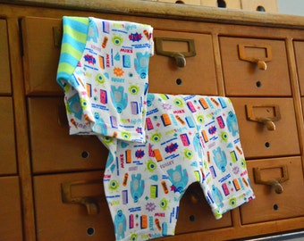 SpEcIaL eDiTiOn - Mike & Sulley - children's boxer briefs, made to order