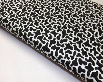 Northcott Silk Tricia Cribbs Beez 3253-99 Kids Print Black White Quilting Sewing Cottons