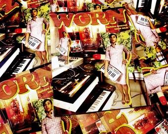 Issue no.6 of WORN Fashion Journal