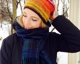 Noro kureyon slouchy hat ( sale )