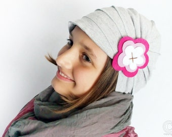 Soft and comfy women hat. Fashion womens hats. 100% cotton hat