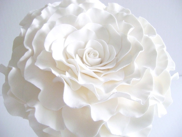how to make cloth rose flower