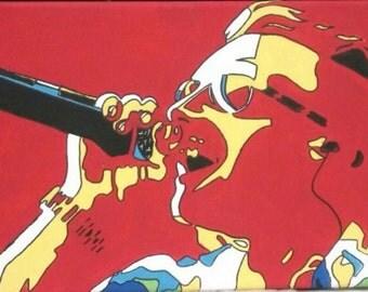 Macklemore# 8x10 PRINT