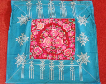 Textiles -  Hmong Baby Carrier/ Hmong / Miao fabric / Hmong embroidery panels - 1054