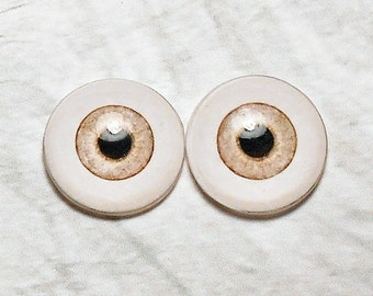Doll eyes 5mm AD color Dove