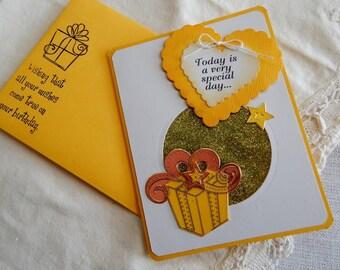 A Christian Sister Birthday Card