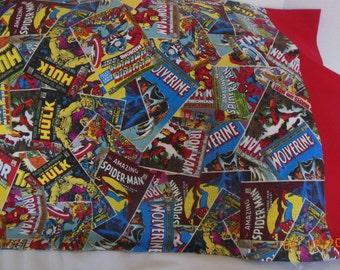 Marvel Comics Pillowcase