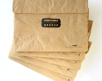 Postscript Laptop Paper Sleeve
