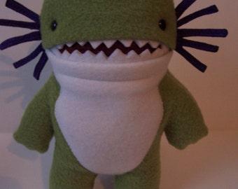 Toys Plush Stuffed Monster Custom Juvenile Freshwater Kraken