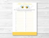 Bumble Bee Baby ABC Game ...