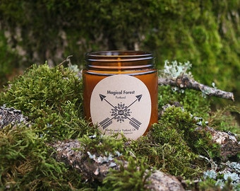 PORTLAND: Magical Forest - 9oz Soy Wax Candles