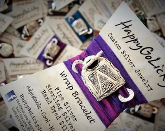 Bridesmaid Jewelry, Matching Bridesmaids Set, Bridesmaids Jewelry Set, Bridesmaids Matchign Bracelets, Bridesmaids Monogram Jewelry Sets