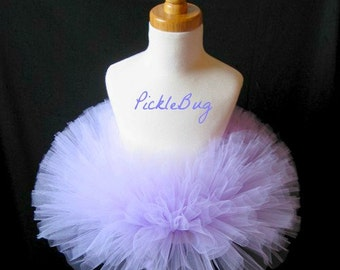 1st Birthday Outfit Tutu, Cake Smash Outfit Girl Tutu, First Birthday Outfit Girl Tutu, SEWN Tutu Skirt, Tulle Skirt, Newborn Tutu Baby Gift