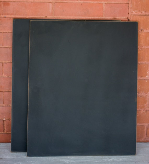 Signature Kitchen Big Sale: BOGO SALE Large Chalkboards Buy One Get One FREE By