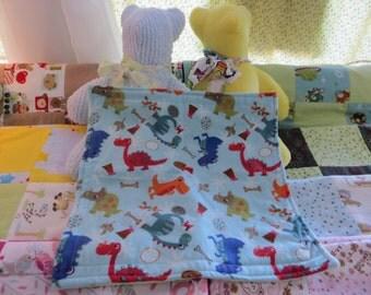 Lovie Blankets - Lovies - Dinosaur Lovie - Dino Land