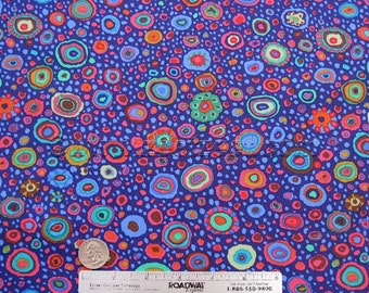 Kaffe Fassett ROMAN GLASS Purple Gp01 Quilt Fabric - by the Yard, Half Yard, or Fat Quarter FQ