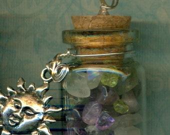 Dispelling Fear Healing Pendant