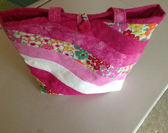 Quilted Beach Tote bag