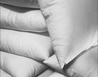 Down PILLOW INSERT for JillianReneDecor Pillow Covers ONLY.