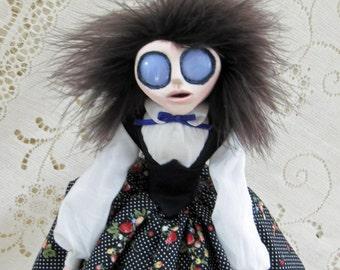 Gabrielle - Victorian Art Doll