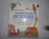 1966 Richard Scarrys Storybook Dictionary