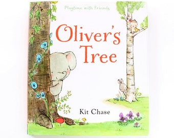 OLIVER'S TREE -- Children's Book by Kit Chase