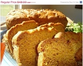 Mothers Day SALE Aunt Helen's Pumpkin Bread - FOUR (4) LOAVES