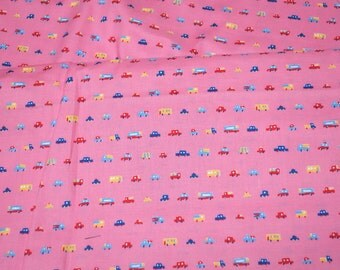 SALE  Tiny cars Print 1 meter   (hb4)