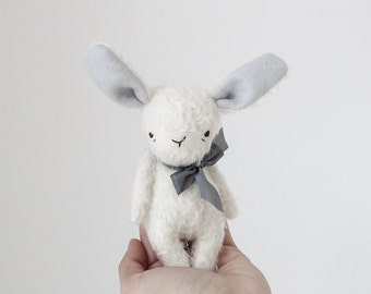 SALE! the dear ones | mohair bunny