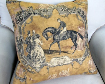 GLADIATEUR decorative designer pillow cover 22X22