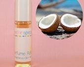 Coconut Mania Perfume Roll On - Creamy Coconut Scent