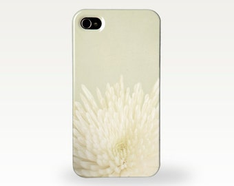 Floral Pastel Phone Case for iPhone 4/4s, 5/5s, 5c, 6, 6 Plus and Samsung Galaxy S3, S4 - Pale Beauty
