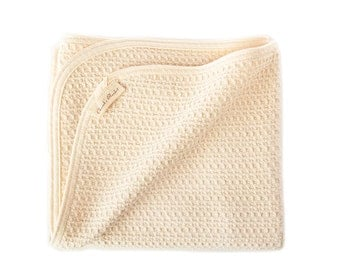 Organic Cotton Luxury Bath Towel - much better than an ordinary Turkish towel!
