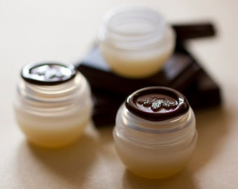 Chocolate Natural Solid Perfume Sampler of Three Crème de Cacao fragrances - A delicious treat based on the nectar of the Gods & Goddesses