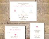 Wedding Invitations . Wedding Invites . Timeline Wedding Invitations . Timeline - Our Special Moments
