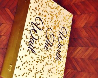 Wedding box personalized wedding photo box Best bridal shower gift best wedding gift wedding box photo box
