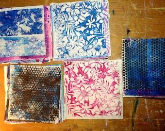 Gelli Print Paper Pack
