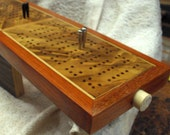 Enter the etys.com coupon LEAPYEAR2016 at etsy checkout for a 29% discount! Napier's Bones - Artisan Cribbage Board