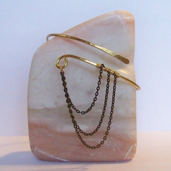 gold arm band oberarm schmuck armreif armband oberarm. Black Bedroom Furniture Sets. Home Design Ideas