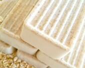 Twelve Luxury Handmade Bars Of Goat's Milk Soap 6.5 oz each CHOICE OF FRAGRANCES Free Shipping