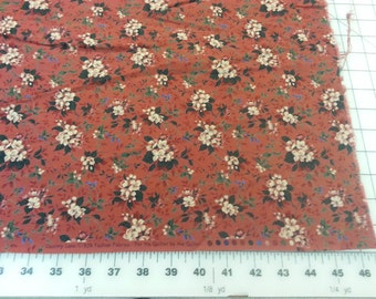 Cotton Country Lane RJR Fabrics almost 4yd