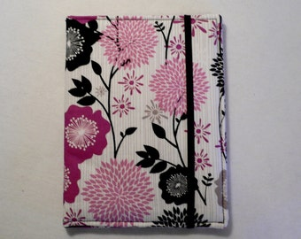 Kindle Cover Hardcover, Kindle Case, eReader, Kobo, Nook, Nexus 7, Kindle Fire HDX, Kindle Paperwhite, Colorful Mums