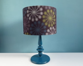 Patterned Lamp Shade Etsy Uk