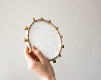 Lace Tambourine - Set of 10