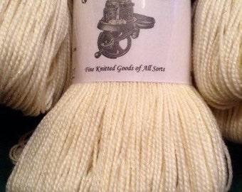 Glamour Gold Merino Superwash/Nylon Sock Yarn - 100 gram skein