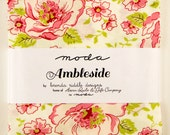 Ambleside by Brenda Riddle  for Moda Charm Pack In stock and ready to ship
