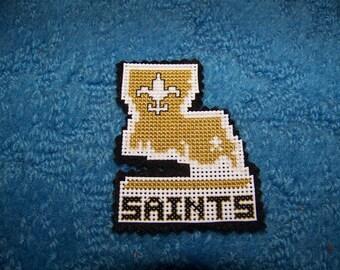 New Orleans Saints magnet